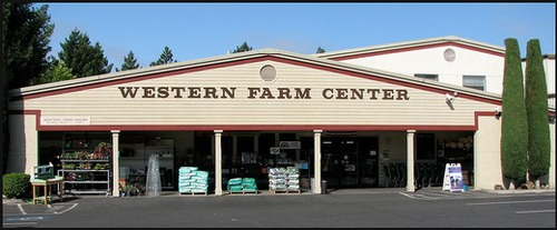 Western Farm Center Storefront