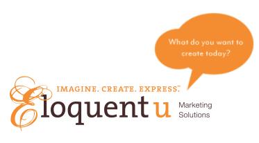 Eloquent U Marketing Solutions